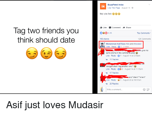 Dating memes buzzfeed