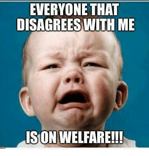 The Real Welfare Queen is Uneducated Single and White