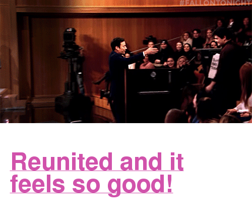"""Nbc Com: <h2><a href=""""http://www.nbc.com/the-tonight-show/video/president-obamas-farewell-address-keurig-to-make-cocktails-monologue/3452184"""" target=""""_blank"""">Reunited and it feels so good!</a></h2>"""