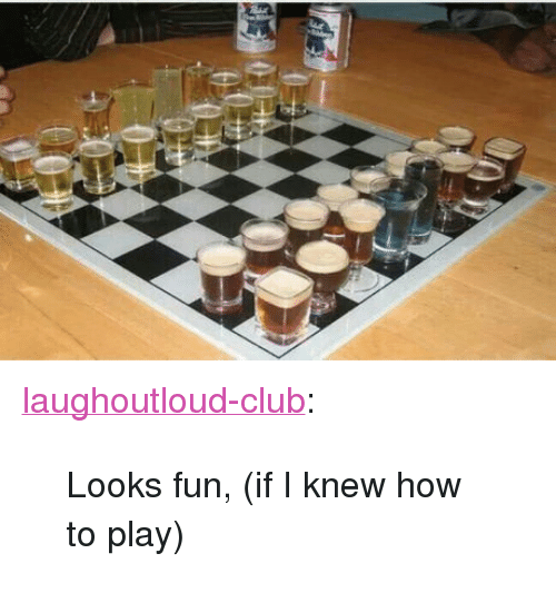 """Looks Fun: <p><a href=""""http://laughoutloud-club.tumblr.com/post/157144767634/looks-fun-if-i-knew-how-to-play"""" class=""""tumblr_blog"""">laughoutloud-club</a>:</p>  <blockquote><p>Looks fun, (if I knew how to play)</p></blockquote>"""