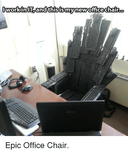 office chair: <p>Epic Office Chair.</p>