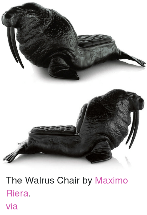 "Google, Target, and Home: <p>The Walrus Chair by <a target=""_blank"" href=""http://www.maximoriera.com/html/projects.php?pid=2#"">Maximo Riera</a>.<br/><a target=""_blank"" href=""http://www.likecool.com/The_Walrus_Chair_by_Maximo_Riera--Seating--Home.html?utm_source=feedburner&amp;utm_medium=feed&amp;utm_campaign=Feed%3A+Likecool+%28Likecool%2C+coolest+gadget+magazine%29&amp;utm_content=Google+Reader"">via</a> </p>"
