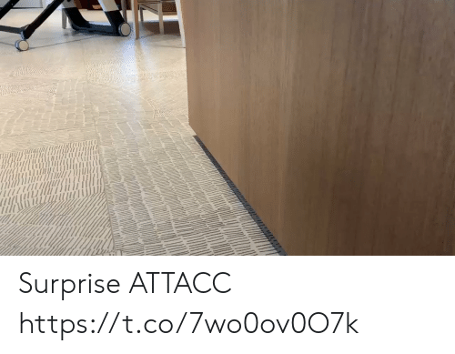 Memes, 🤖, and Surprise: క ట్ Surprise ATTACC https://t.co/7wo0ov0O7k