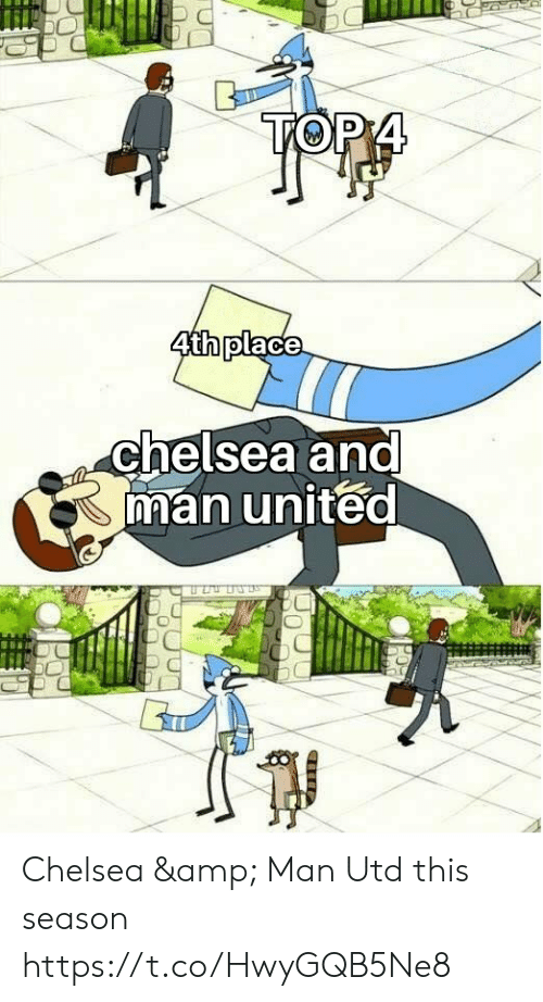 man united: 0  chelsea ana  man united Chelsea & Man Utd this season https://t.co/HwyGQB5Ne8