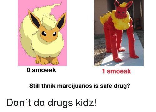 Don T Do Drugs