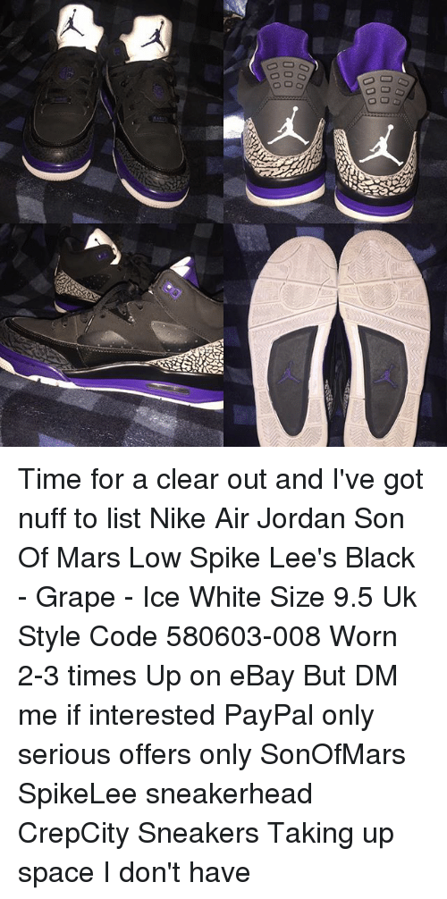 on sale adbcb 768ed Air Jordan, eBay, and Memes  000 000 000 000 000 0-0