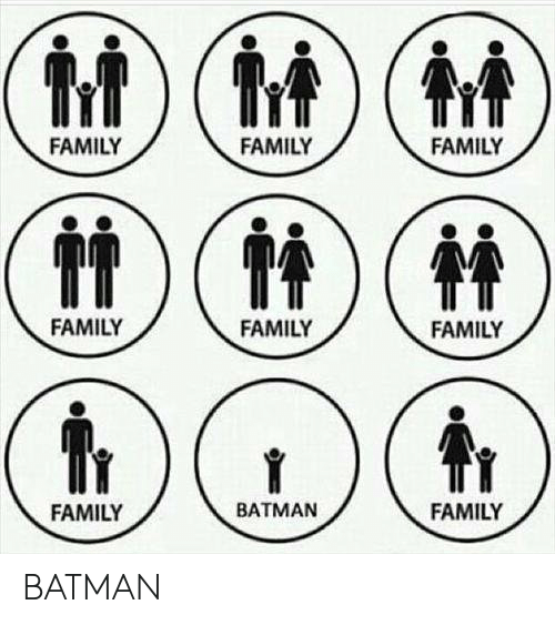 Batman, Family, and 1 1: 1  1  FAMILY  FAMILY  FAMILY  FAMILY  FAMILY  FAMILY  FAMILY  BATMAN  FAMILY BATMAN