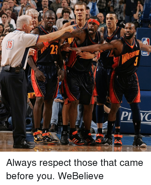 tld: 2  PLYC  tld  16 Always respect those that came before you. WeBelieve