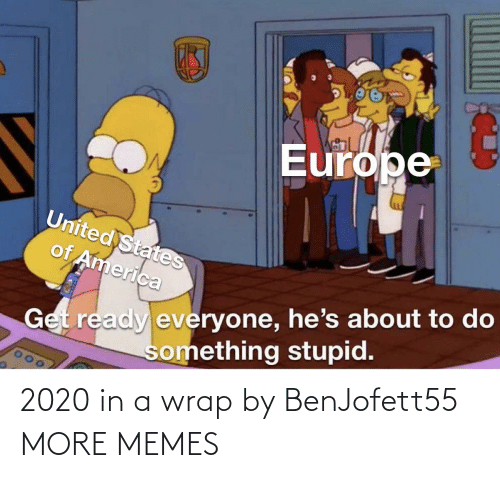 In A: 2020 in a wrap by BenJofett55 MORE MEMES