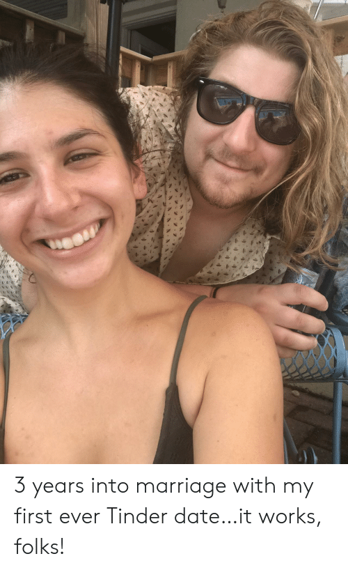 Marriage, Tinder, and Date: 3 years into marriage with my first ever Tinder date…it works, folks!