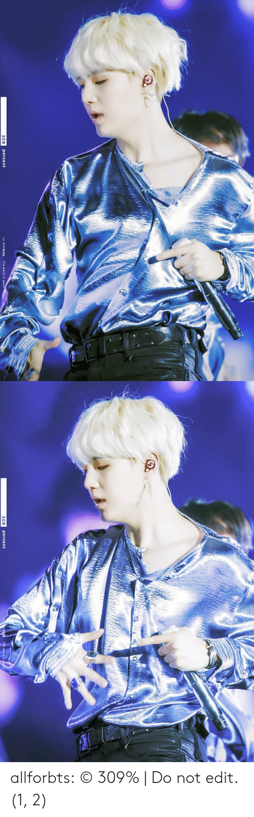 bts suga: 309  percent  For BTS SUGA  The world is you   309  percent  The world is allforbts:   © 309% | Do not edit. (1, 2)