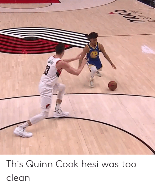 Quinn, This, and Clean: 4 This Quinn Cook hesi was too clean