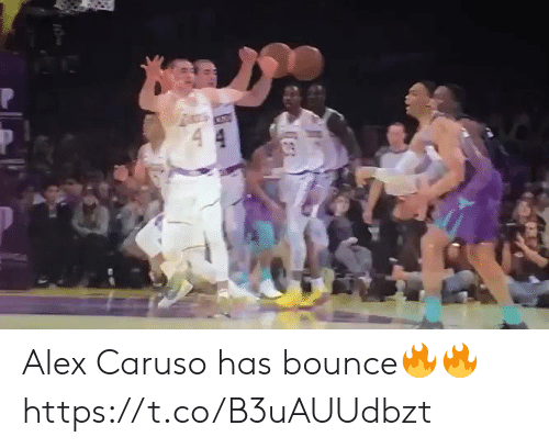 bounce: 44 Alex Caruso has bounce🔥🔥 https://t.co/B3uAUUdbzt