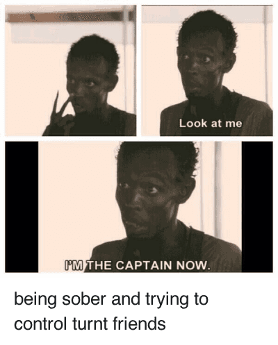 Look At Me Im The Captain Now