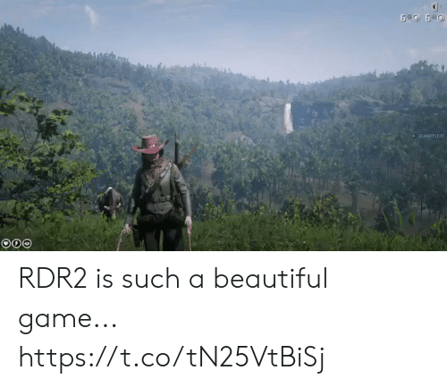 Beautiful, Game, and Such: 6 6o  ASSANAPPLENT RDR2 is such a beautiful game... https://t.co/tN25VtBiSj