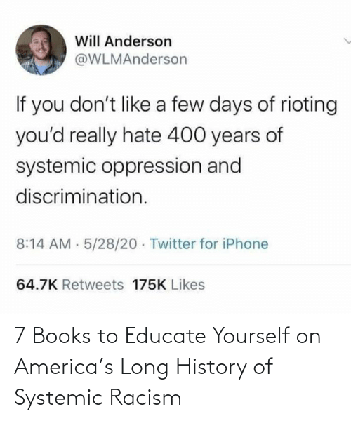 Anti: 7 Books to Educate Yourself on America's Long History of Systemic Racism