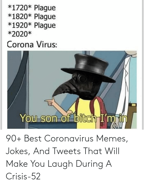 Tweets: 90+ Best Coronavirus Memes, Jokes, And Tweets That Will Make You Laugh During A Crisis-52