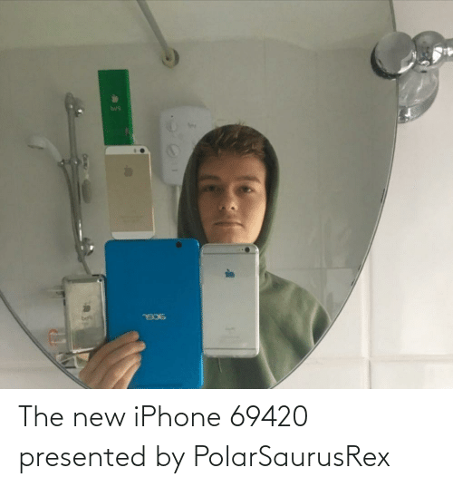 the new iphone: 906L The new iPhone 69420 presented by PolarSaurusRex