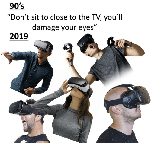 """90's, Damage, and Eyes: 90's  """"Don't sit to close to the TV, you'll  damage your eyes""""  )l  2019  IVE"""