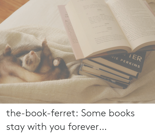 Perkins: 9s  Los  ER  NIE PERKINS the-book-ferret:  Some books stay with you forever…