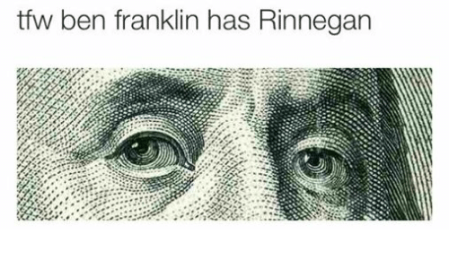 Ben Franklin, Naruto, and Tfw: tfw ben franklin has Rinnegan
