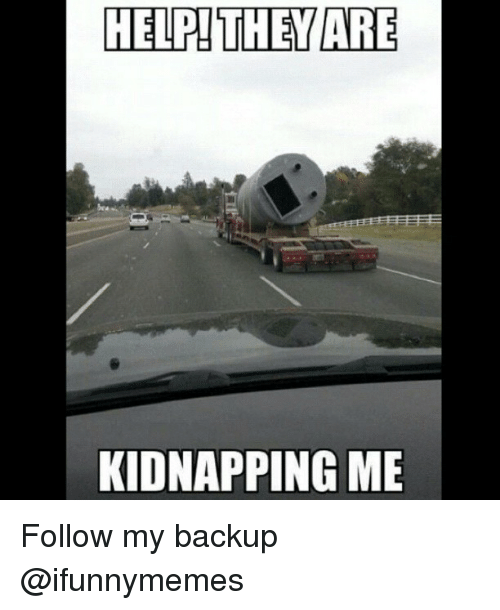 Kidnapped Me