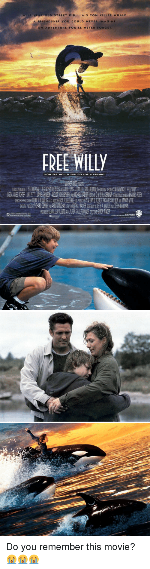 killer whale: A 12 LD STREET KID  A 3 TON KILLER WHALE.  A FRIENDSHIP YOU COULD NEVER IMAGINE  AN ADVENTURE YOU'LL NEVER FORGET  FREE YOU GO FOR A FRIEND?  WILLY   ,ey Do you remember this movie? 😭😭😭