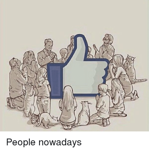 Memes, 🤖, and Nowadays: a People nowadays