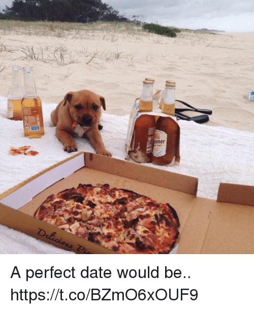 Date, Girl Memes, and Perfect: A perfect date would be.. https://t.co/BZmO6xOUF9