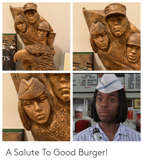 Good: A Salute To Good Burger!