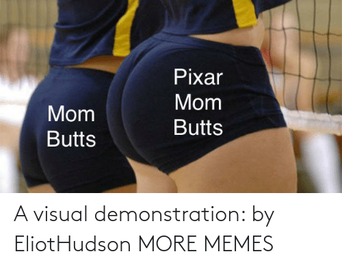 visual: A visual demonstration: by EliotHudson MORE MEMES