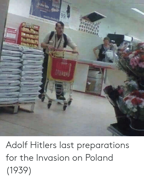 invasion: Adolf Hitlers last preparations for the Invasion on Poland (1939)