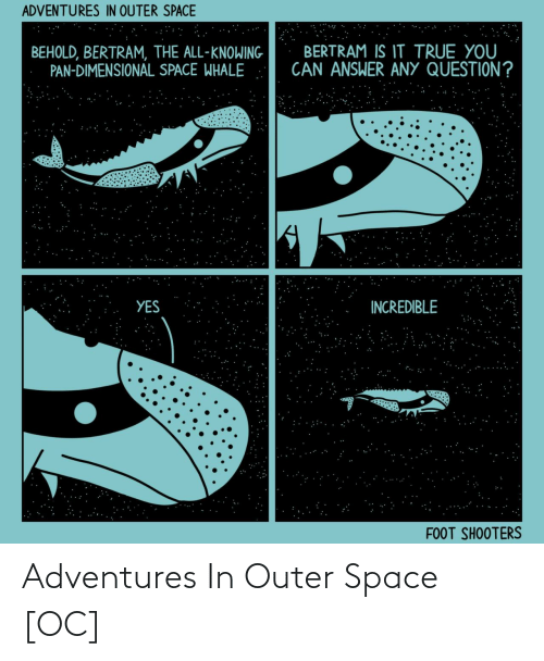 Adventures: Adventures In Outer Space [OC]