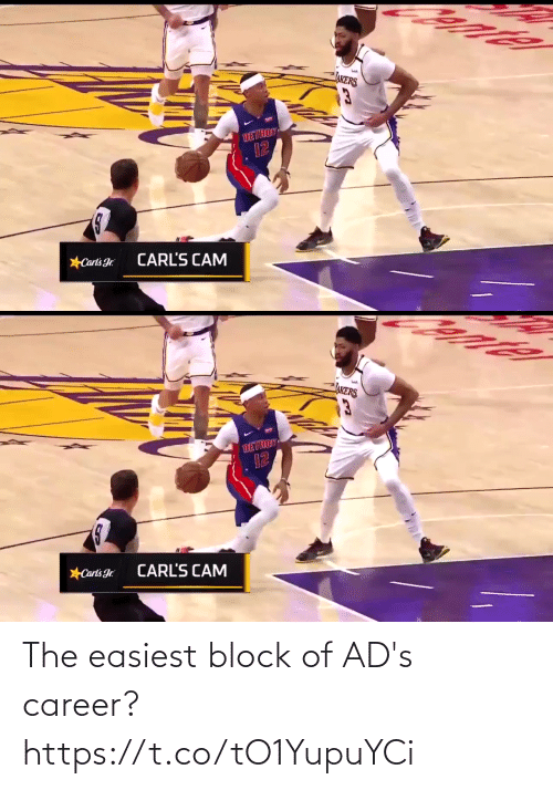 Akers: AKERS  DETION  12  CARL'S CAM  Carls Fr.   AKERS  DETLON  12  CARL'S CAM  Carls Jr. The easiest block of AD's career? https://t.co/tO1YupuYCi