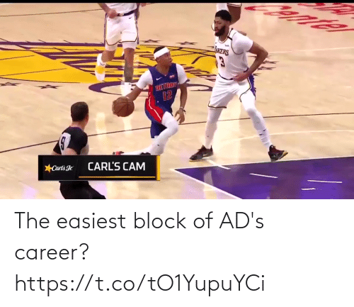 Akers: AKERS  DETION  12  CARL'S CAM  Carls Fr. The easiest block of AD's career? https://t.co/tO1YupuYCi