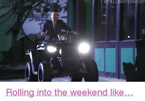 "Justin TImberlake: ALLONTONIGHT <p><a href=""https://www.nbc.com/the-tonight-show/video/justin-timberlake-dwayne-johnson-this-is-us-cast/3661002"" target=""_blank"">Rolling into the weekend like&hellip;</a></p>"
