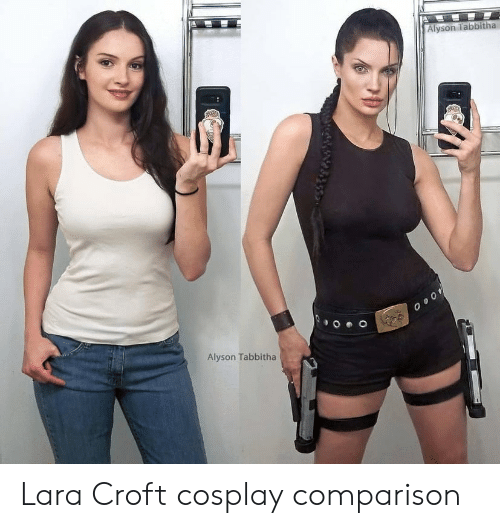 25 Best Memes About Lara Croft Cosplay Lara Croft
