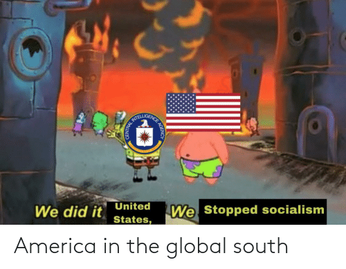 America: America in the global south
