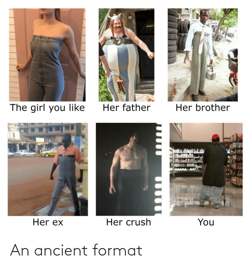 format: An ancient format