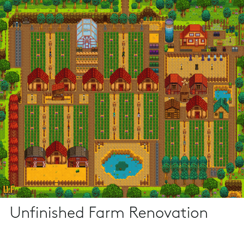 dod: APO:000OA000O0Oro:00:00:0OORO:DO:D  ap:00:00:N0:00OLORO:DOD Unfinished Farm Renovation