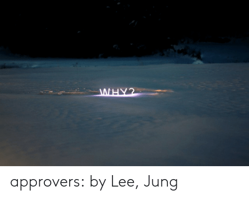 Target, Tumblr, and Blog: approvers:   by Lee, Jung