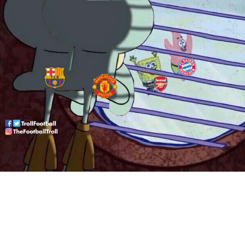Arsenal, Barcelona, and Memes: ARCHIETDS  Arsenal  UNITRR  fTrollFootball  TheFootballTroll Barcelona & Man Utd fans right now https://t.co/0NmNRJVplD