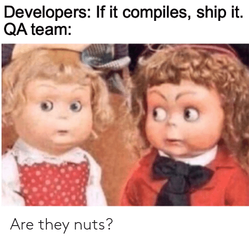 nuts: Are they nuts?
