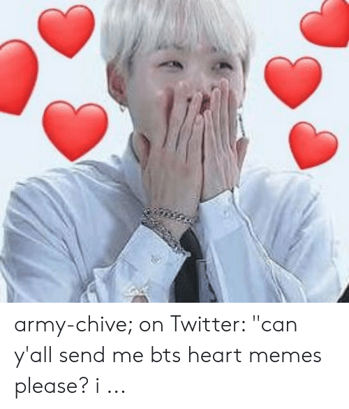 """Bts Heart: army-chive; on Twitter: """"can y'all send me bts heart memes please? i ..."""
