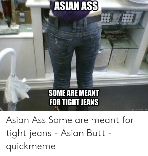 asian ass picture