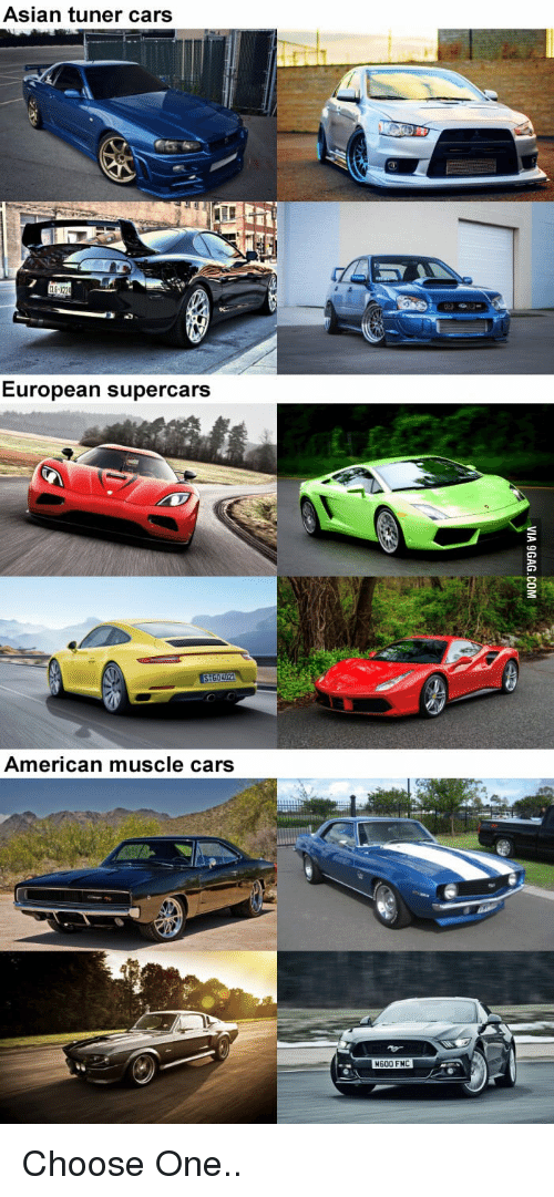 25 Best Memes About American Muscle Car American Muscle Car Memes