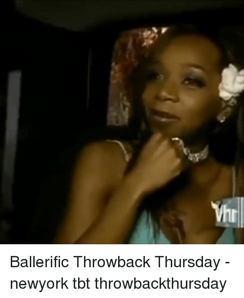 Throwback Thursday: Ballerific Throwback Thursday - newyork tbt throwbackthursday