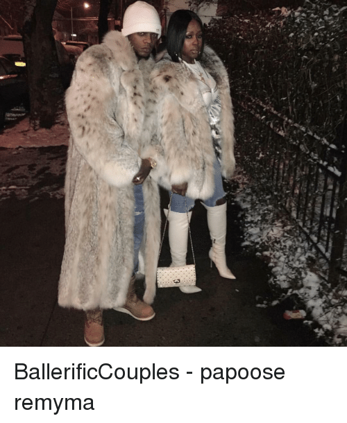 Memes, Papoose, and 🤖: BallerificCouples - papoose remyma