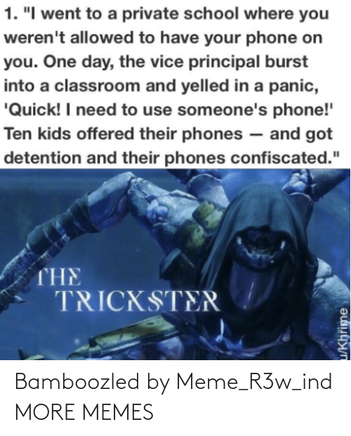 Bamboozled: Bamboozled by Meme_R3w_ind MORE MEMES