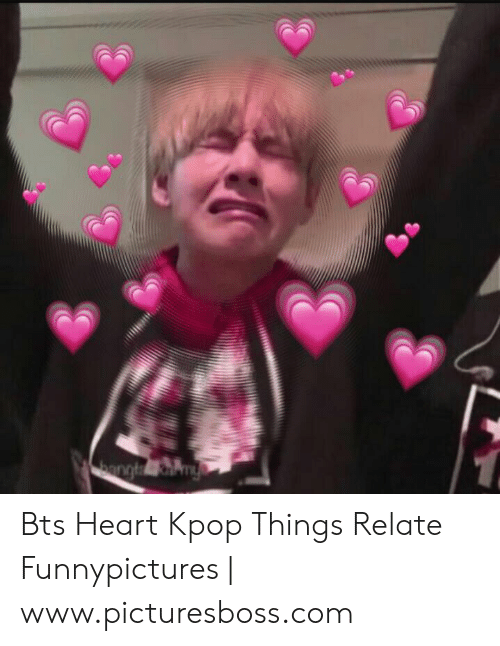 Bts Heart: bargley Bts Heart Kpop Things Relate Funnypictures   www.picturesboss.com